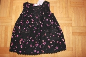 Noa Noa miniature Baby Tunika Kleid Phantom